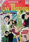 Cover for Secrets of Love and Marriage (Charlton, 1956 series) #20