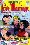 Cover for Secrets of Love and Marriage (Charlton, 1956 series) #21