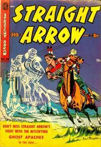 Cover Thumbnail for Straight Arrow (Magazine Enterprises, 1950 series) #30