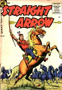 Cover Thumbnail for Straight Arrow (Magazine Enterprises, 1950 series) #48