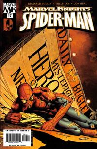 Cover Thumbnail for Marvel Knights Spider-Man (Marvel, 2004 series) #17