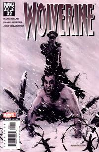 Cover Thumbnail for Wolverine (Marvel, 2003 series) #32 [Direct Edition]