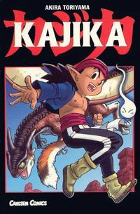 Cover Thumbnail for Kajika (Bonnier Carlsen, 2003 series)