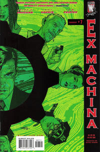 Cover Thumbnail for Ex Machina (DC, 2004 series) #7