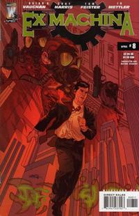 Cover Thumbnail for Ex Machina (DC, 2004 series) #8