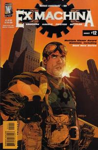 Cover Thumbnail for Ex Machina (DC, 2004 series) #12