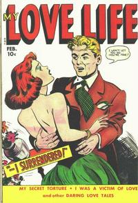 Cover Thumbnail for My Love Life (Fox, 1949 series) #10