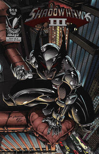 Cover Thumbnail for Shadowhawk Volume Three (Image, 1993 series) #1