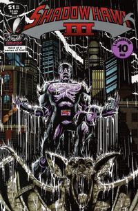 Cover Thumbnail for Shadowhawk Volume Three (Image, 1993 series) #3