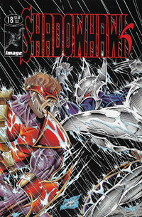 Cover Thumbnail for Shadowhawk (Image, 1994 series) #18