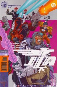 Cover Thumbnail for Tangent Comics / JLA (DC, 1998 series) #1