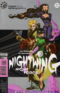 Cover Thumbnail for Tangent Comics / Nightwing: Night Force (DC, 1998 series) #1