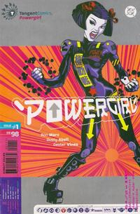 Cover Thumbnail for Tangent Comics / Powergirl (DC, 1998 series) #1