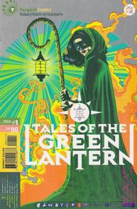 Cover Thumbnail for Tangent Comics / Tales of the Green Lantern (DC, 1998 series) #1