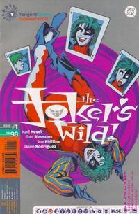 Cover Thumbnail for Tangent Comics / The Joker's Wild (DC, 1998 series) #1