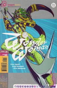 Cover Thumbnail for Tangent Comics / Wonder Woman (DC, 1998 series) #1