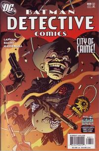 Cover Thumbnail for Detective Comics (DC, 1937 series) #808