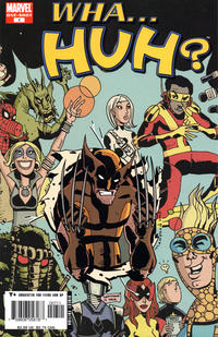 Cover Thumbnail for Wha...Huh? (Marvel, 2005 series) #1
