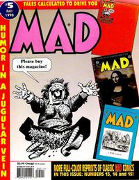 Cover Thumbnail for Tales Calculated to Drive You Mad (EC, 1997 series) #5