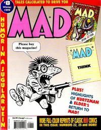 Cover Thumbnail for Tales Calculated to Drive You Mad (EC, 1997 series) #8 [Direct Sales]