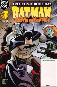 Cover Thumbnail for Batman Adventures [Free Comic Book Day Edition] (DC, 2003 series) #1