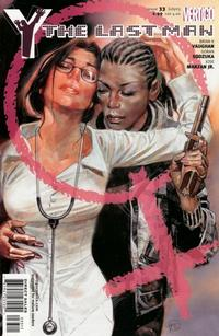 Cover Thumbnail for Y: The Last Man (DC, 2002 series) #33