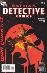 Cover Thumbnail for Detective Comics (DC, 1937 series) #809