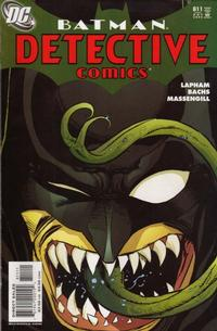 Cover Thumbnail for Detective Comics (DC, 1937 series) #811