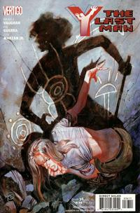 Cover Thumbnail for Y: The Last Man (DC, 2002 series) #36
