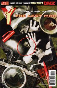 Cover Thumbnail for Y: The Last Man (DC, 2002 series) #37