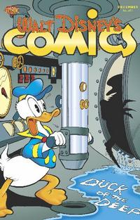 Cover Thumbnail for Walt Disney's Comics and Stories (Gemstone, 2003 series) #653