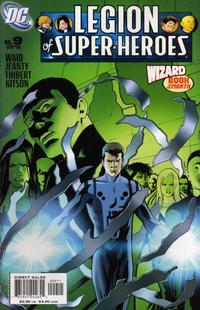 Cover Thumbnail for Legion of Super-Heroes (DC, 2005 series) #9