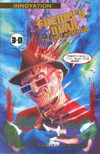 Cover Thumbnail for Freddy's Dead The Final Nightmare (Innovation, 1991 series) #3D