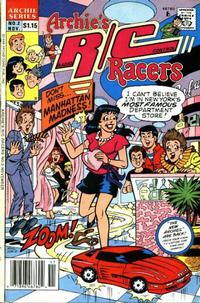 Cover Thumbnail for Archie's R/C Racers (Archie, 1989 series) #2