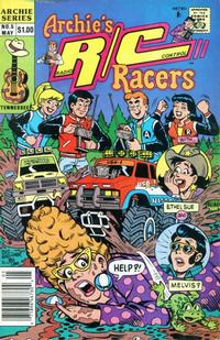 Cover Thumbnail for Archie's R/C Racers (Archie, 1989 series) #5