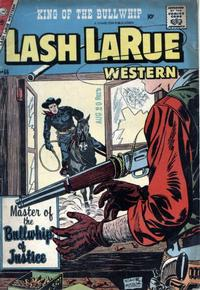 Cover Thumbnail for Lash Larue Western (Charlton, 1954 series) #66