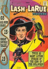 Cover Thumbnail for Lash Larue Western (Charlton, 1954 series) #67