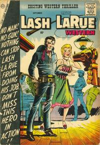 Cover Thumbnail for Lash Larue Western (Charlton, 1954 series) #69
