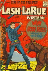 Cover Thumbnail for Lash Larue Western (Charlton, 1954 series) #71