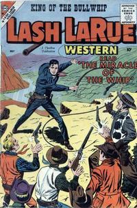 Cover Thumbnail for Lash Larue Western (Charlton, 1954 series) #72