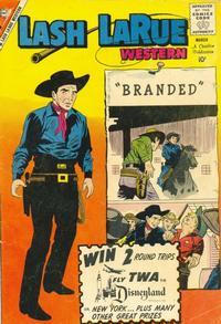 Cover Thumbnail for Lash Larue Western (Charlton, 1954 series) #77