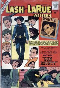 Cover Thumbnail for Lash Larue Western (Charlton, 1954 series) #81