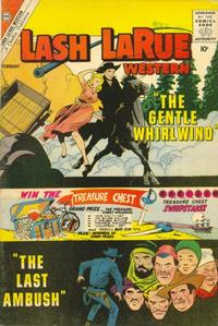 Cover Thumbnail for Lash Larue Western (Charlton, 1954 series) #82