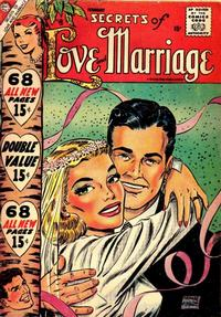 Cover Thumbnail for Secrets of Love and Marriage (Charlton, 1956 series) #7