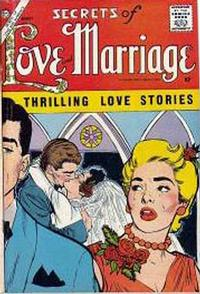 Cover Thumbnail for Secrets of Love and Marriage (Charlton, 1956 series) #9