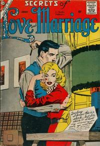 Cover Thumbnail for Secrets of Love and Marriage (Charlton, 1956 series) #11