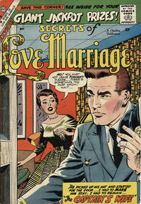 Cover Thumbnail for Secrets of Love and Marriage (Charlton, 1956 series) #13