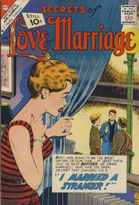 Cover Thumbnail for Secrets of Love and Marriage (Charlton, 1956 series) #25