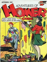 Cover Thumbnail for The Adventures of Homer Cobb (Say-Bart Productions, 1947 series) #1
