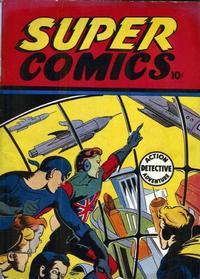 Cover Thumbnail for Super Comics (F.E. Howard Publications, 1943 series) #v2#5